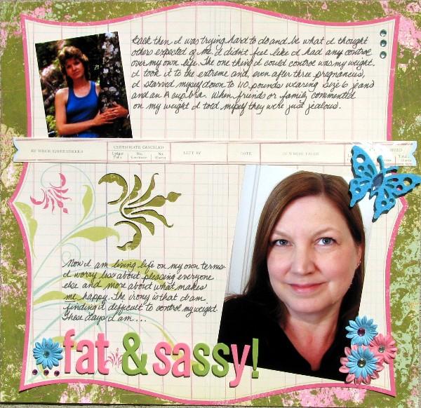 Cindy fat & sassy!