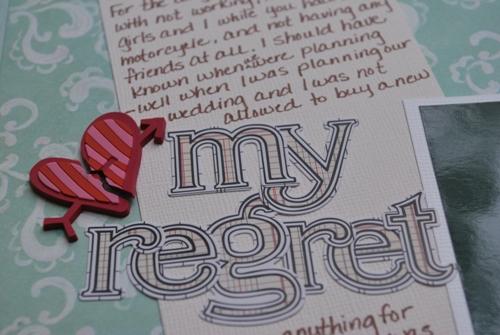 Regret Details