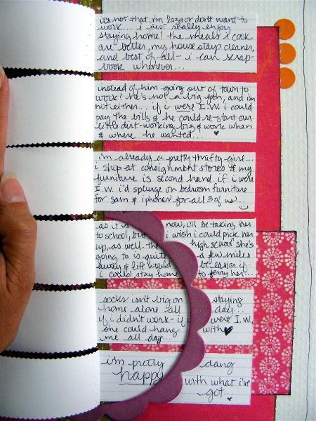 IW journaling
