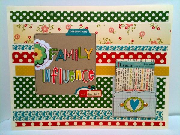 Family infl main