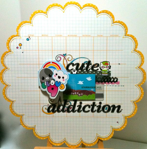 Cute addiction